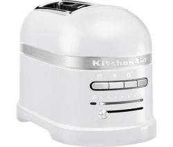 KITCHENAID Artisan 5KMT2204BFP 2-Slice Toaster - Frosted Pearl