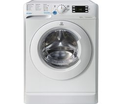 INDESIT Innex BWE 81483X W UK 8 kg 1400 Spin Washing Machine - White