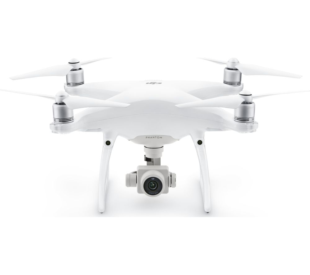 DJI Phantom 4 Advanced with Controller - White