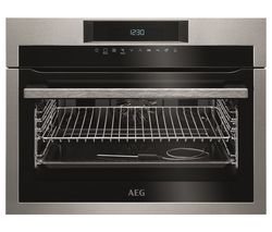 KPE742220M Electric Oven - Stainless Steel