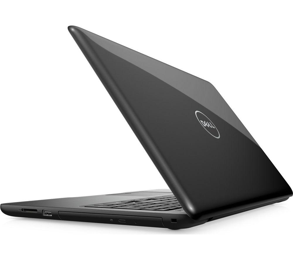 "DELL Inspiron 15 5000 15.6"" Laptop - Black"