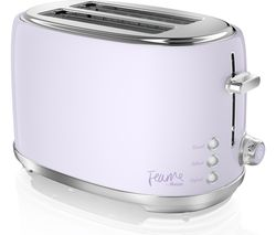 SWAN Fearne ST20010LYN 2-Slice Toaster - Lily