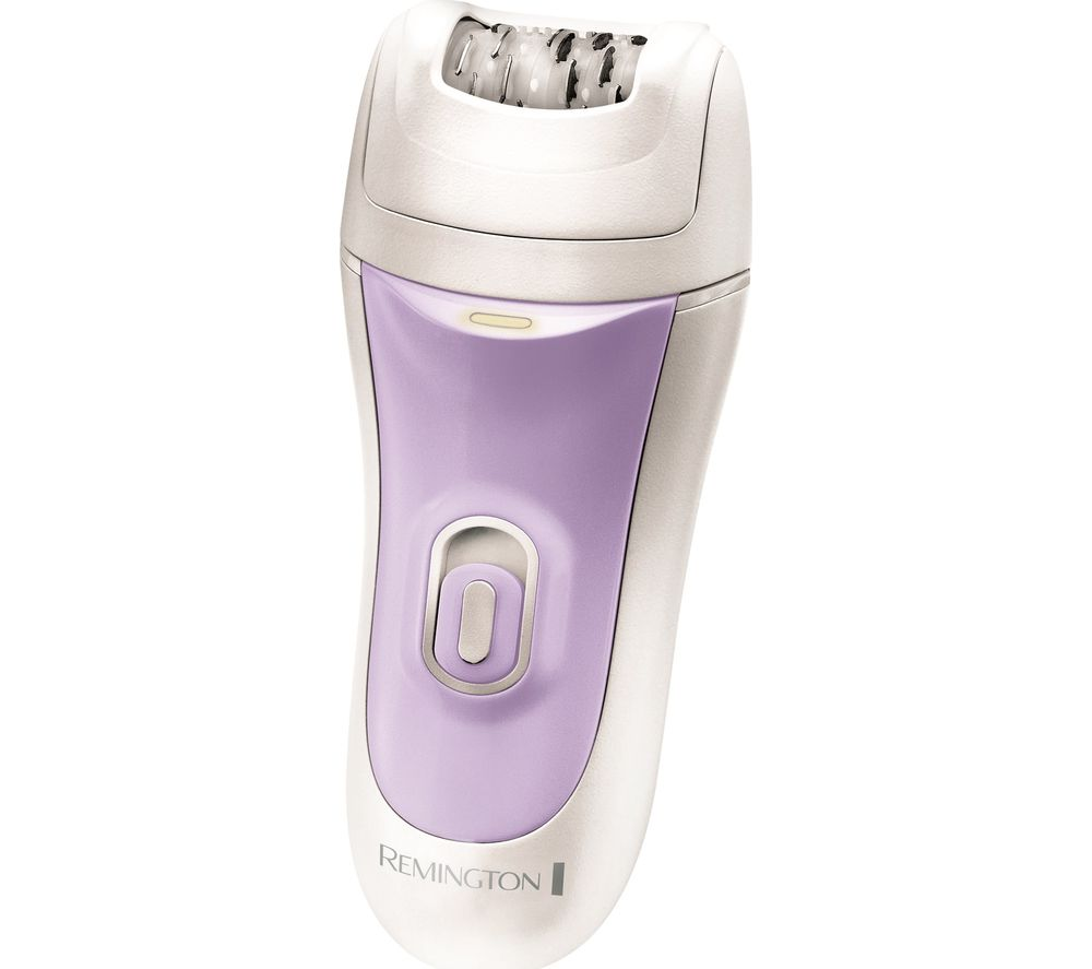 REMINGTON EP7020 4-in-1 Epilator - White & Purple
