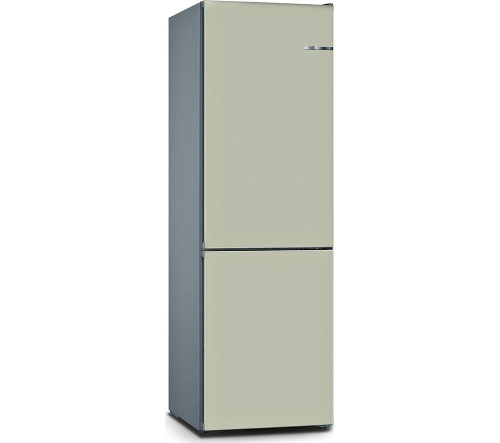 Image of BOSCH Serie 4 Vario Style KGN39IJ3AG 60/40 Fridge Freezer - Champagne