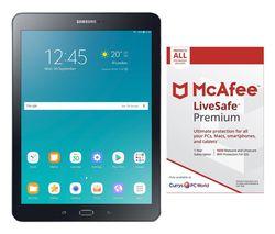 """SAMSUNG Galaxy Tab S2 9.7"""" Tablet - 32 GB, Black"""