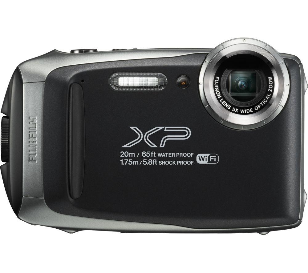 FUJIFILM XP130 Tough Compact Camera - Graphite