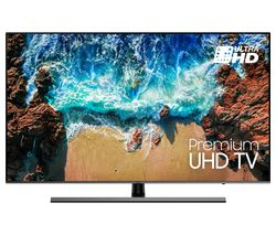 "SAMSUNG UE55NU8070 55"" Smart 4K Ultra HD HDR LED TV"