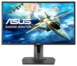 "ASUS MG248QR Full HD 24"" LCD Gaming Monitor - Black"