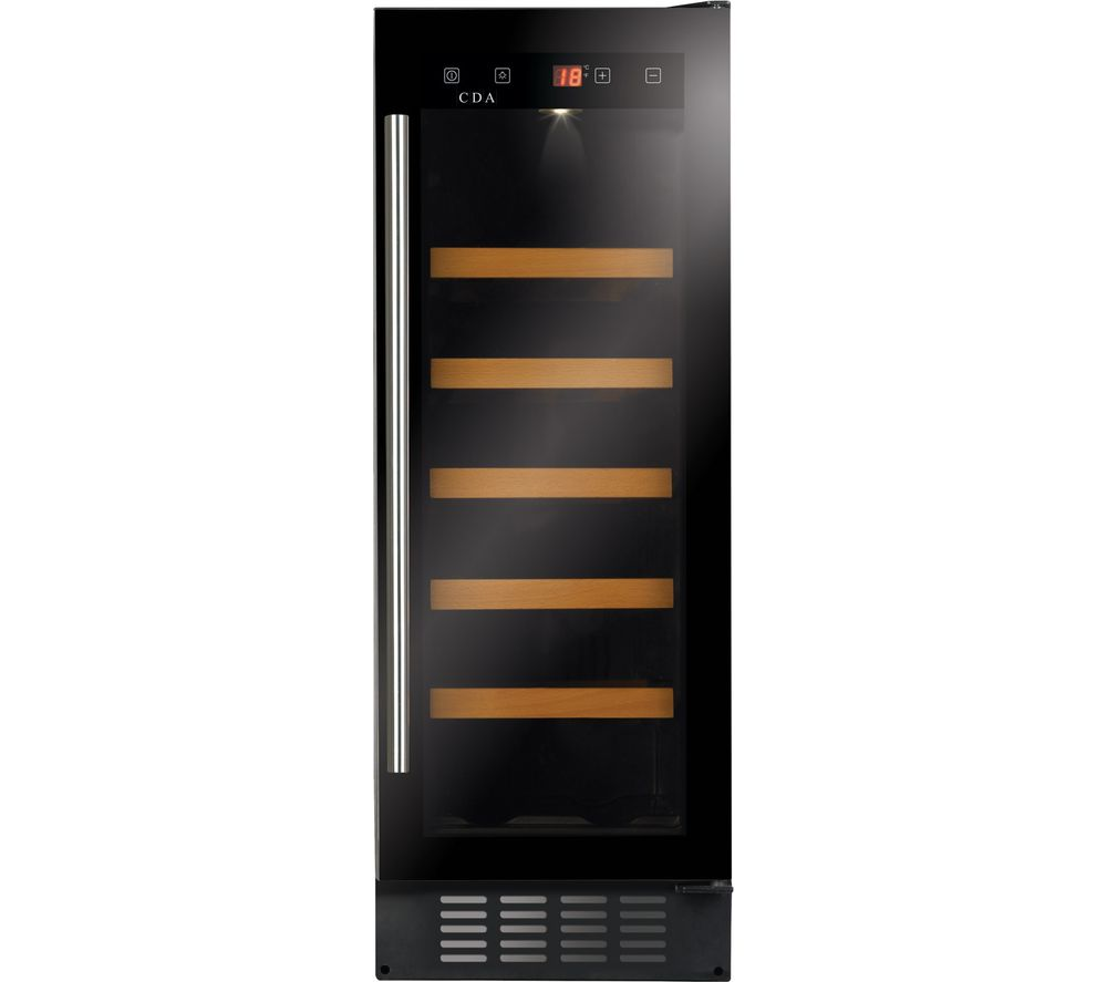 CDA FWC304BL Wine Cooler - Black