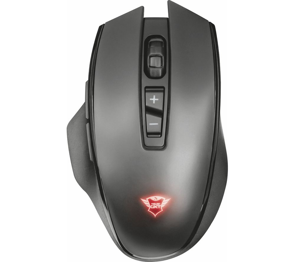 TRUST GXT 140 Manx Wireless Optical Gaming Mouse