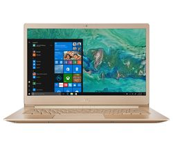 "ACER Swift 5 14"" Intel® Core™ i7 Laptop - 256 GB SSD, Gold"