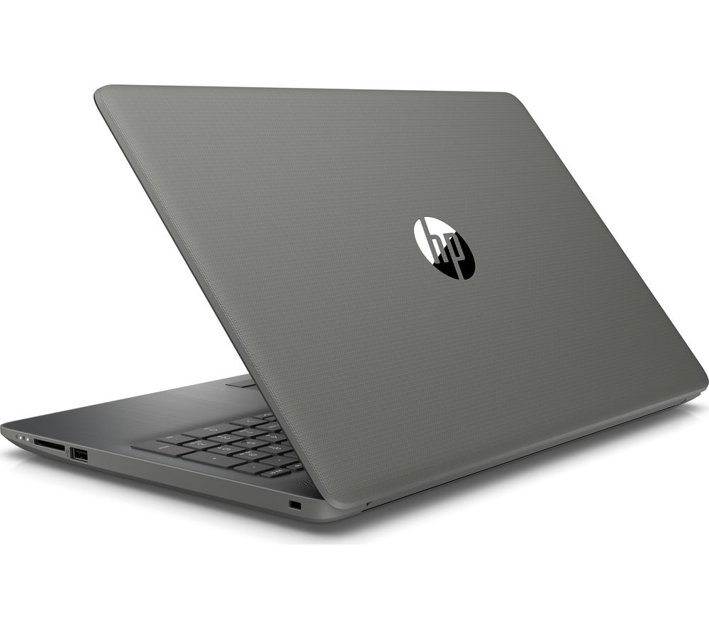 "HP 15-db0521sa 15.6"" AMD A6 Laptop - 1 TB HDD, Grey"