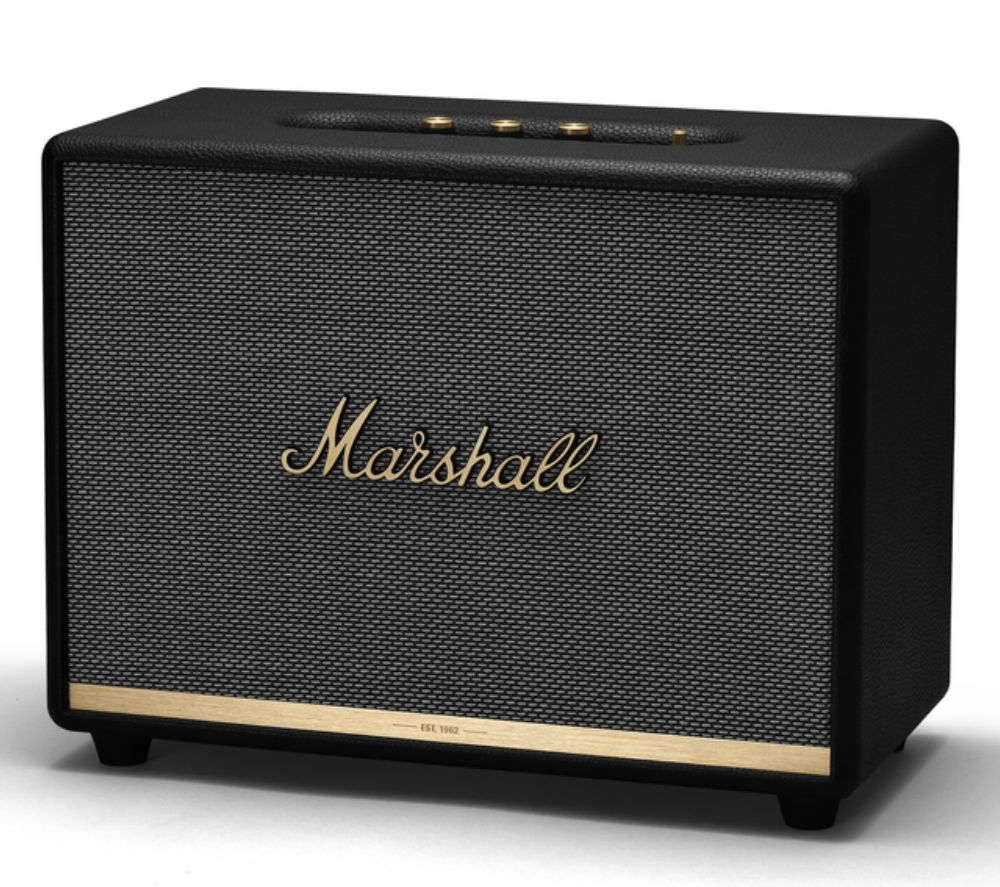 MARSHALL Woburn II Bluetooth Speaker - Black