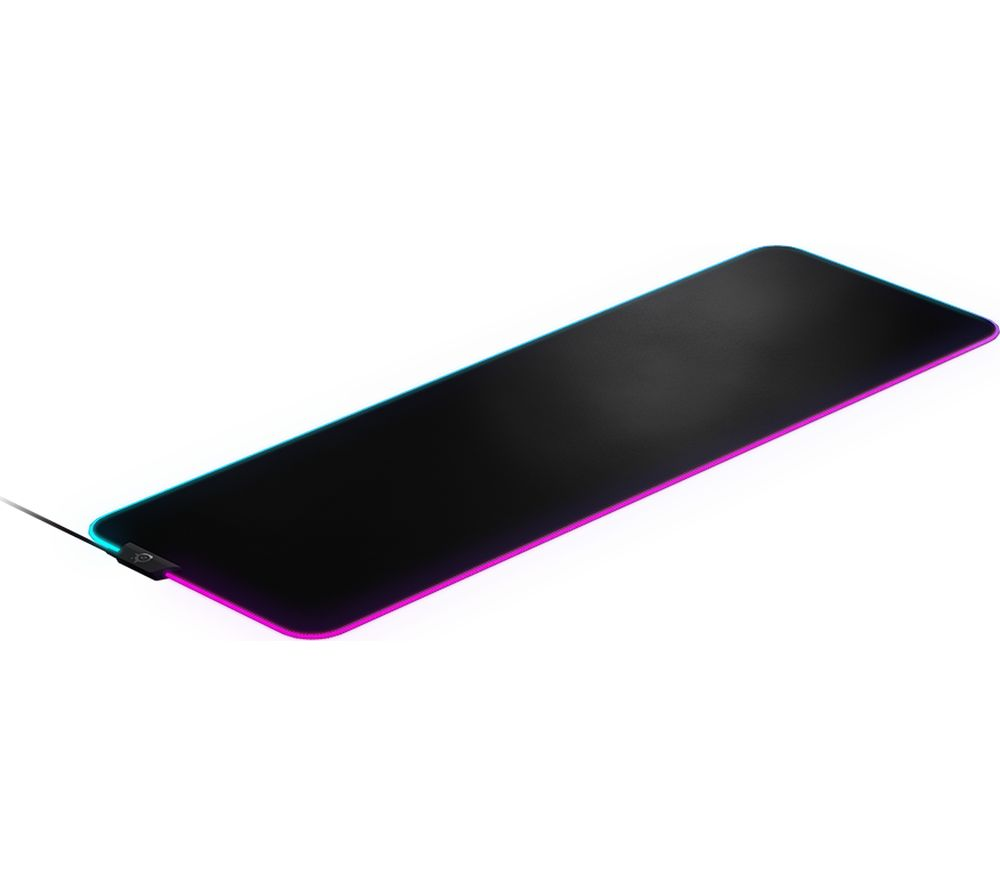 STEELSERIES QcK Prism Gaming Surface - Black