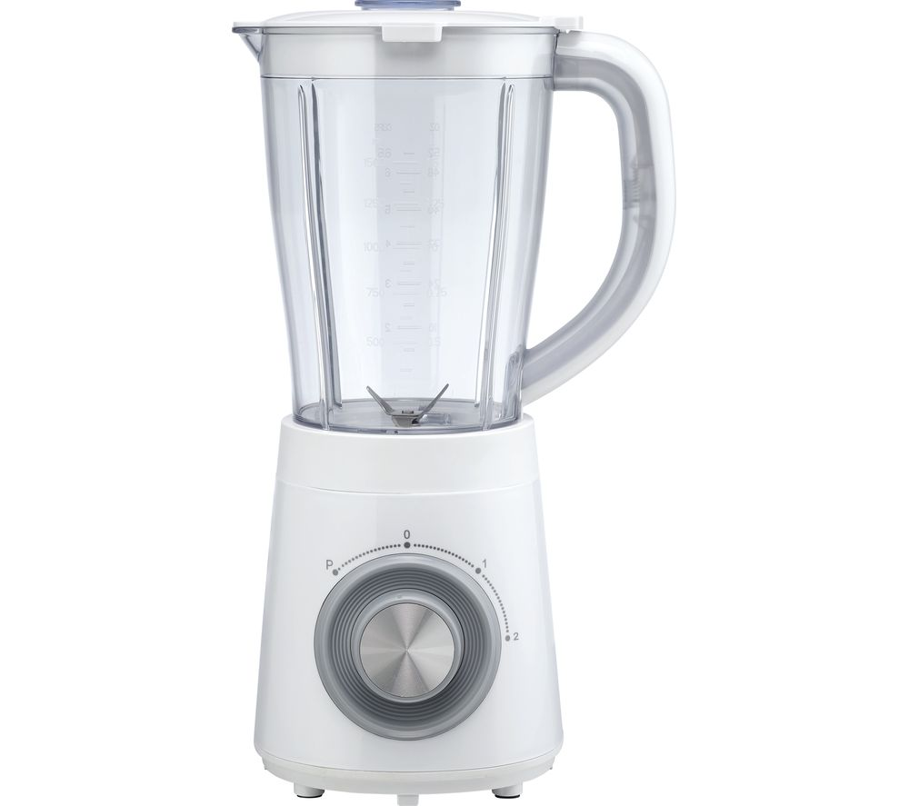 ESSENTIALS C15BW19 Blender - White, White