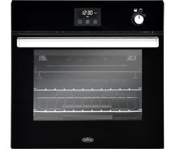 BELLING BI602G Gas Oven - Black