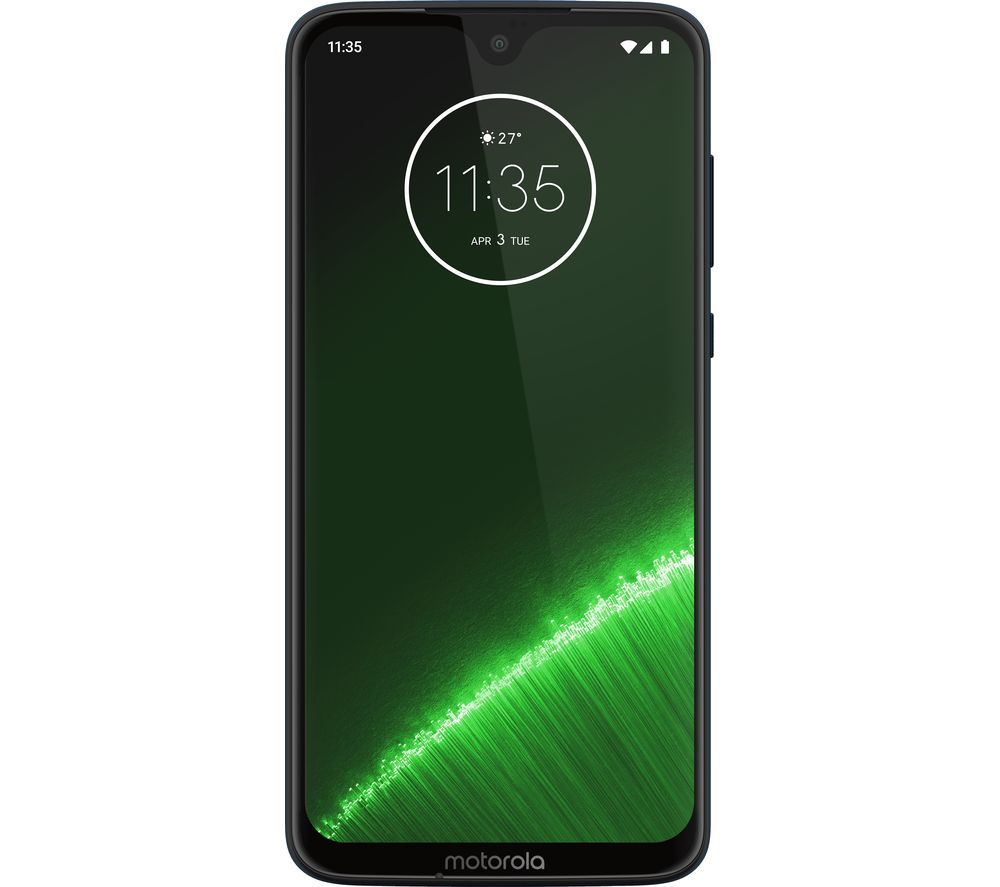 MOTOROLA G7 Plus - 64 GB, Indigo