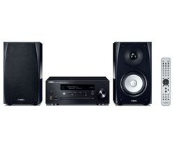 YAMAHA MusicCast MCR-N570D Wireless Multi-room Traditional Hi-Fi System - Black