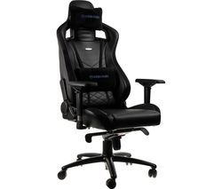 Epic Gaming Chair - Black & Blue