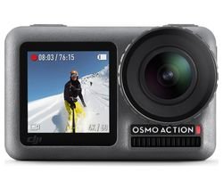 DJI Osmo Action Camera - Grey & Black