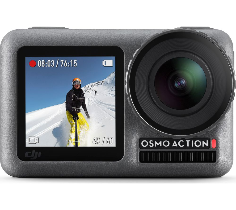 Osmo Action Camera - Grey & Black