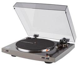 AUDIO TECHNICA AT-LP2X Belt Drive Turntable - Grey
