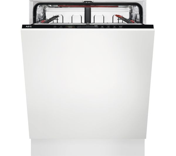 Image of AEG AirDry Technology FSS63607P Full-size Fully Integrated Dishwasher