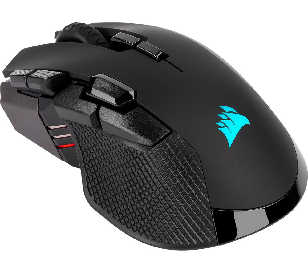 CORSAIR Ironclaw RGB Wireless Optical Gaming Mouse