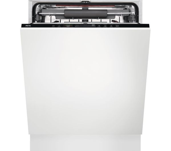 Image of AEG ComfortLift FSS62807P Full-size Fully Integrated Dishwasher