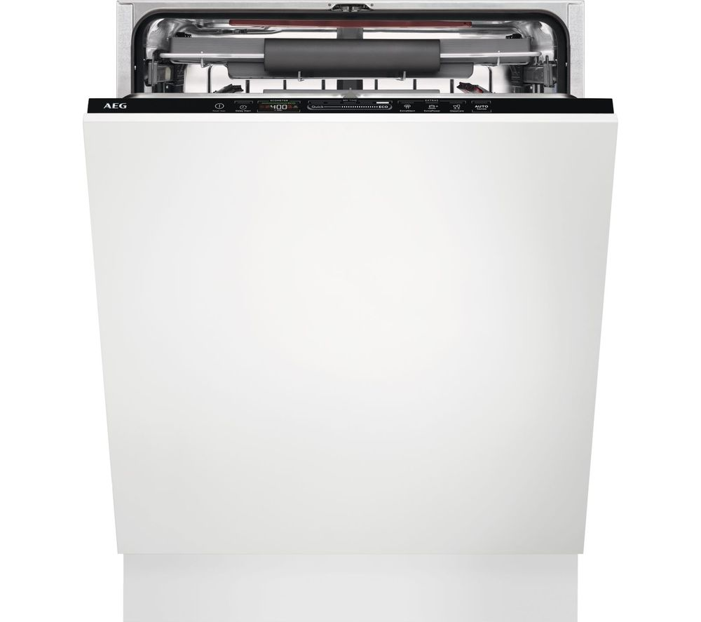 AEG ComfortLift FSS62807P Full-size Fully Integrated Dishwasher