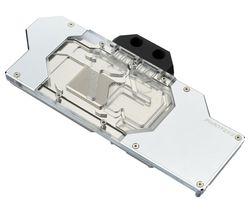 PHANTEKS Glacier RTX 2080Ti GPU Water Block - Silver