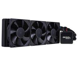 Polar Bear LT360 CPU Water Cooling System - 3 x 120 mm