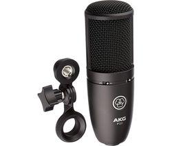 P120 Pro Studio Mic - Black