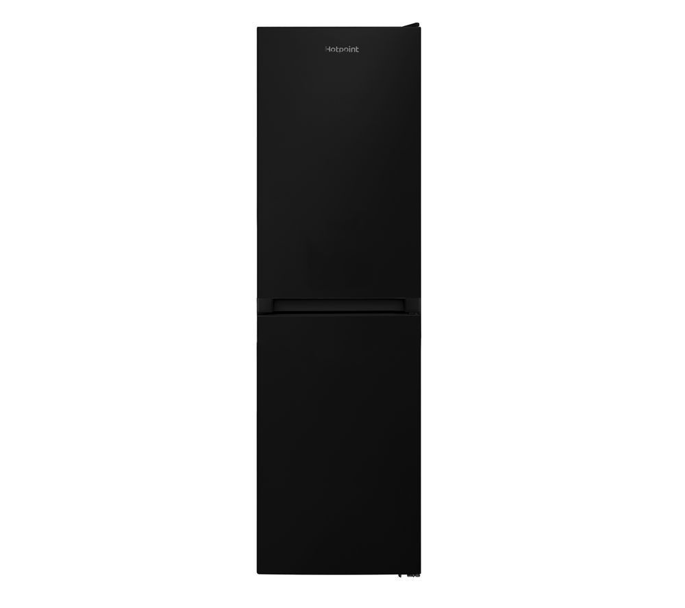 HOTPOINT Aquarius HBNF 55181 B UK 50/50 Fridge Freezer - Black