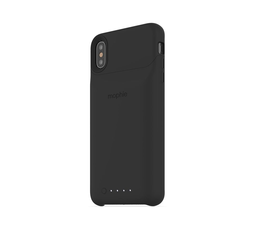 MOPHIE Juice Pack Access iPhone XS Max Battery Case - Black