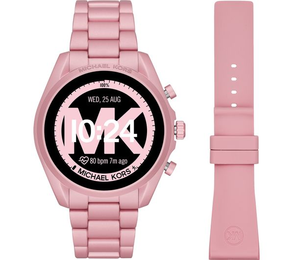 Image of MICHAEL KORS Access Bradshaw 2 MKT5098 Smartwatch - 44 mm, Pink
