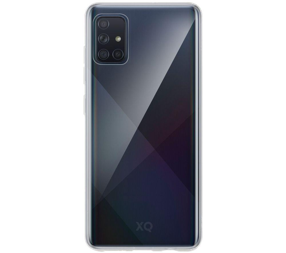 XQISIT Galaxy A71 Case - Clear