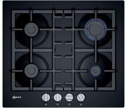N30 T26CB49S0 Gas Hob - Black