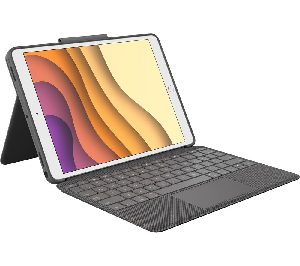 LOGITECH Combo Touch iPad Air & Pro 10.5