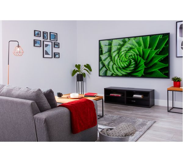 """LG 55UN80006LA 55"""" Smart 4K Ultra HD HDR LED TV with Google Assistant & Amazon Alexa Fast Delivery   Currysie"""