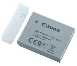 NB-6LH Lithium-ion Camera Battery