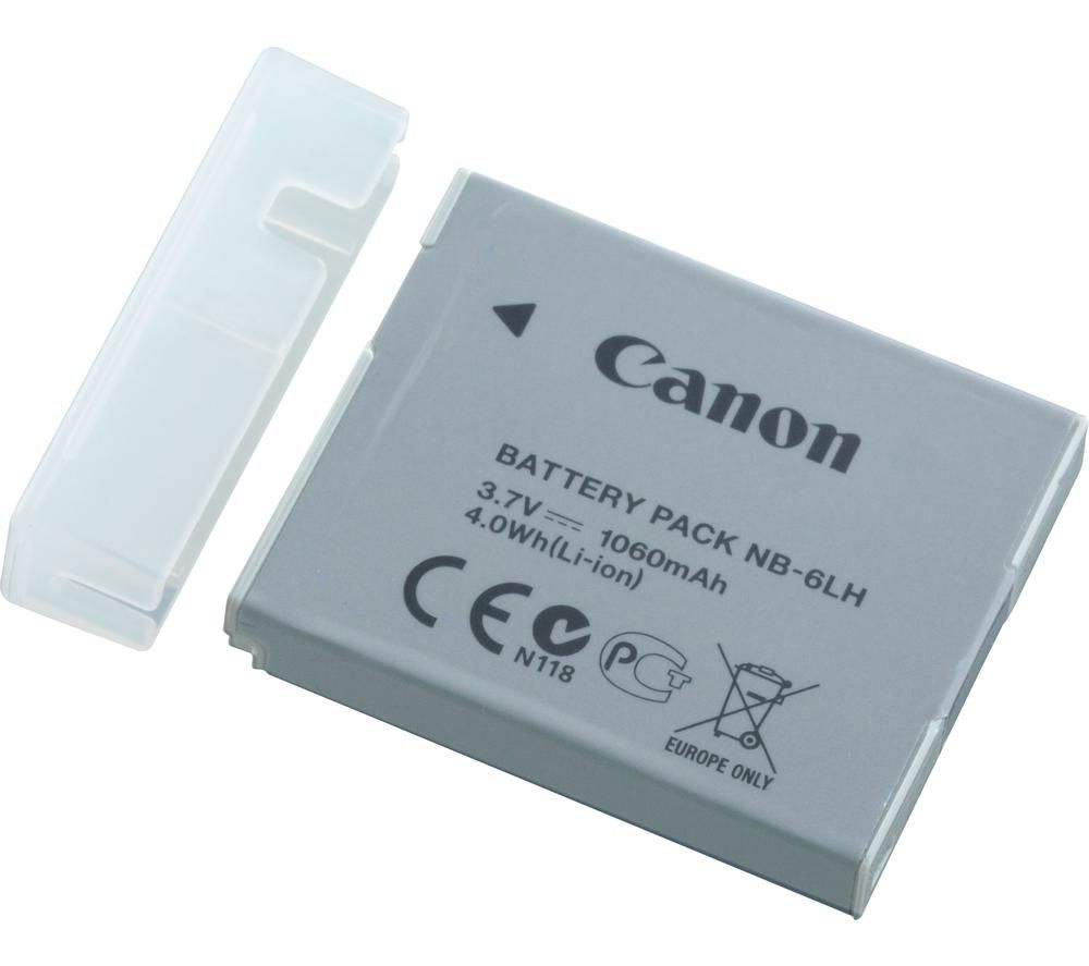 CANON NB-6LH Lithium-ion Camera Battery