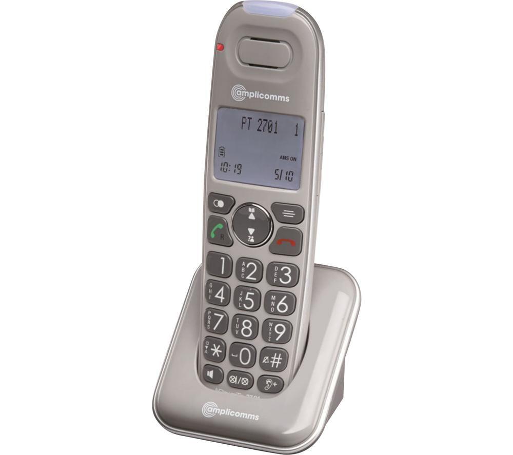 Amplicomms Powertel 2701 Cordless Phone