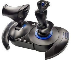 T.Flight Hotas 4 Joystick & Throttle - Black