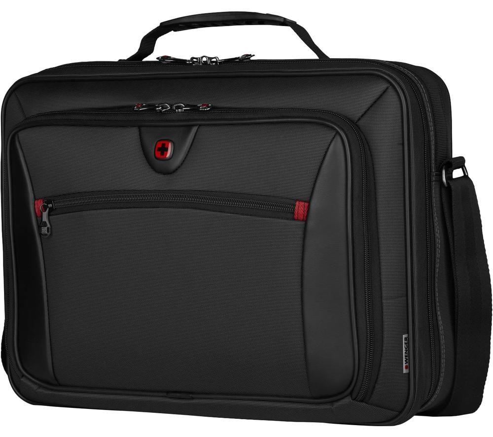 "WENGER Insight 15.6"" Laptop Case - Black"