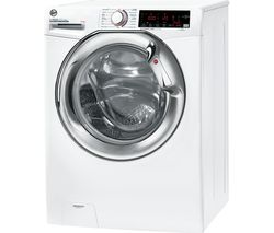 H-WASH 300 H3WS68TAMCE NFC 8 kg 1600 Spin Washing Machine - White