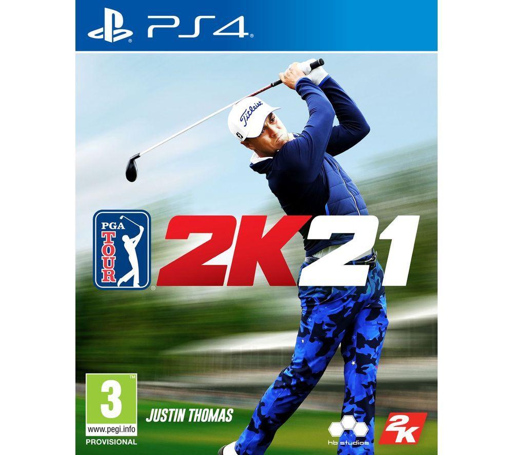 PLAYSTATION PGA Tour 2K21