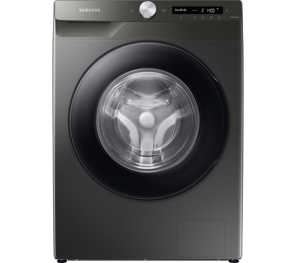 SAMSUNG Series 5+ Auto Dose WW80T534DAN/S1 WiFi-enabled 8 kg 1400 Spin Washing Machine - Graphite