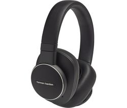 Fly ANC HKFLYANCBLK Wireless Bluetooth Noise-Cancelling Headphones - Black