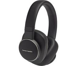 Fly ANC HKFLYANCBLK Wireless Bluetooth Noise-Cancelling Headphones - Black